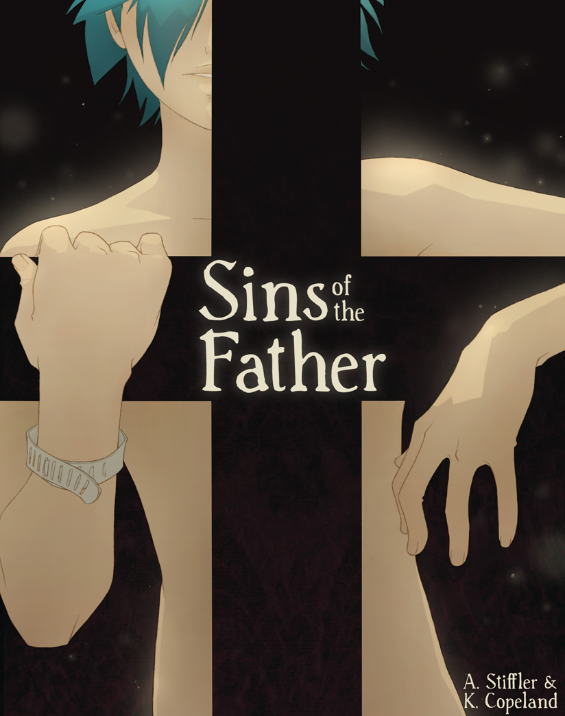 Chapter 1: Sins of the Father – Cover