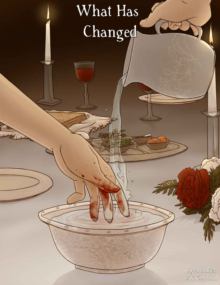 Chapter 5: What Has Changed – Cover