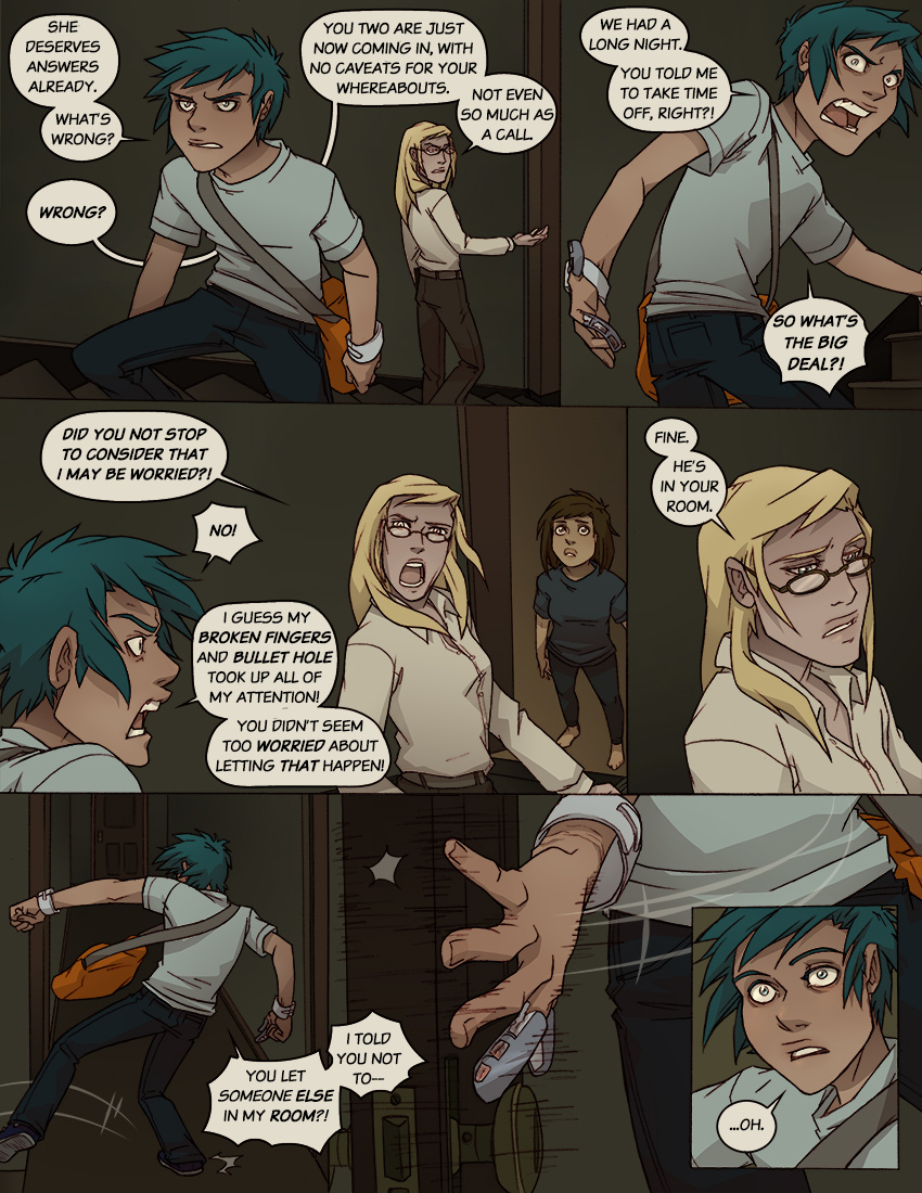 Crown Of Thorns Page 5