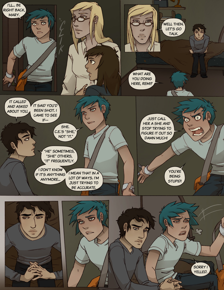 Crown Of Thorns Page 6