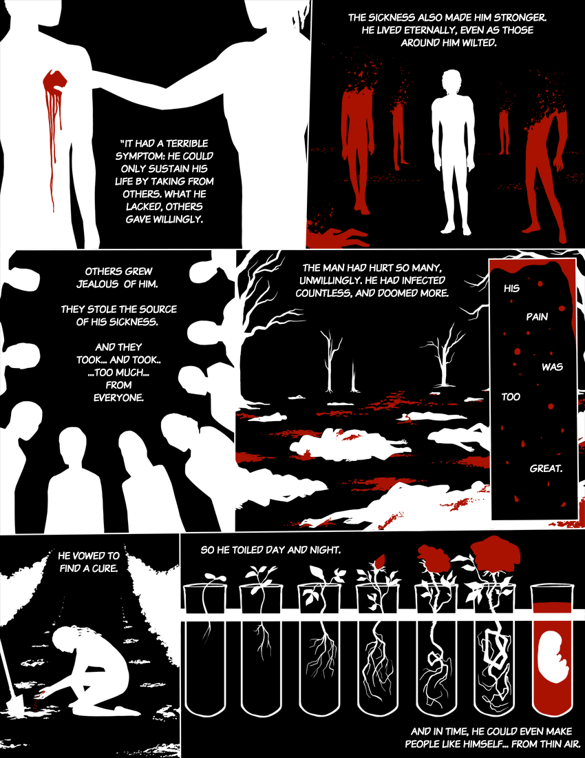 Crown Of Thorns Page 9