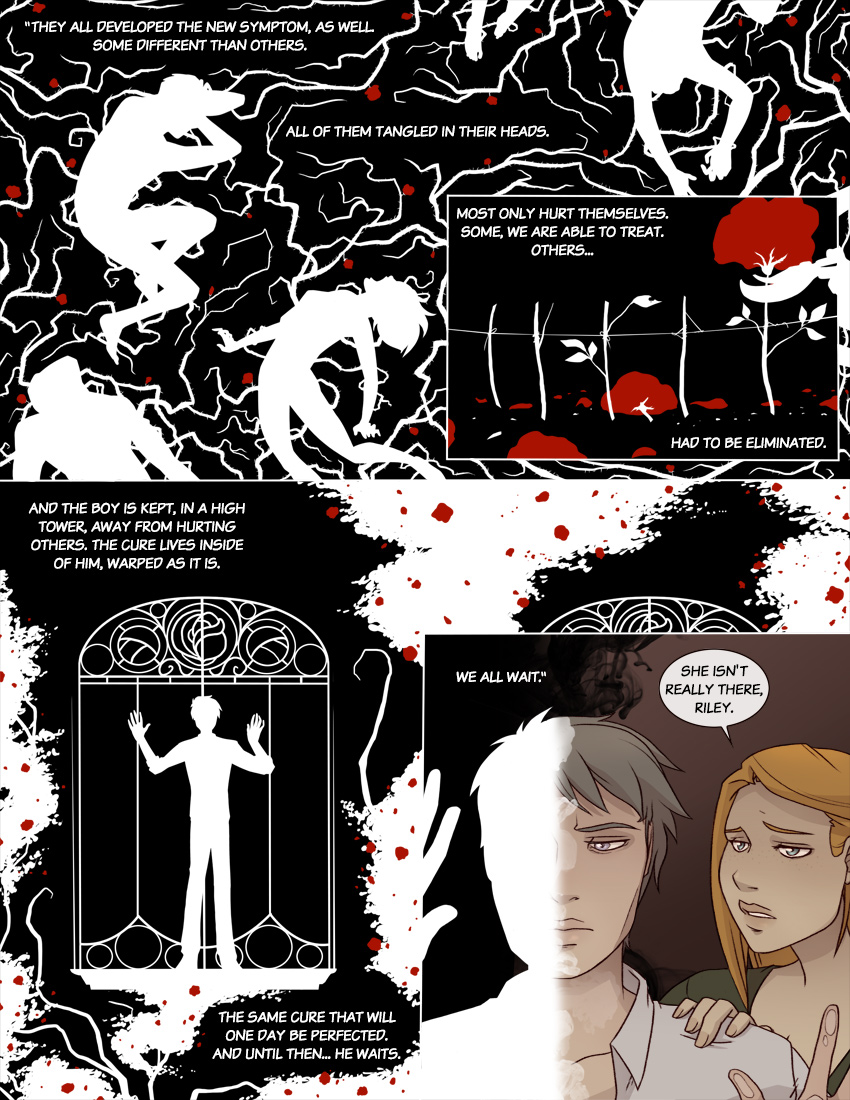 Crown Of Thorns Page 11
