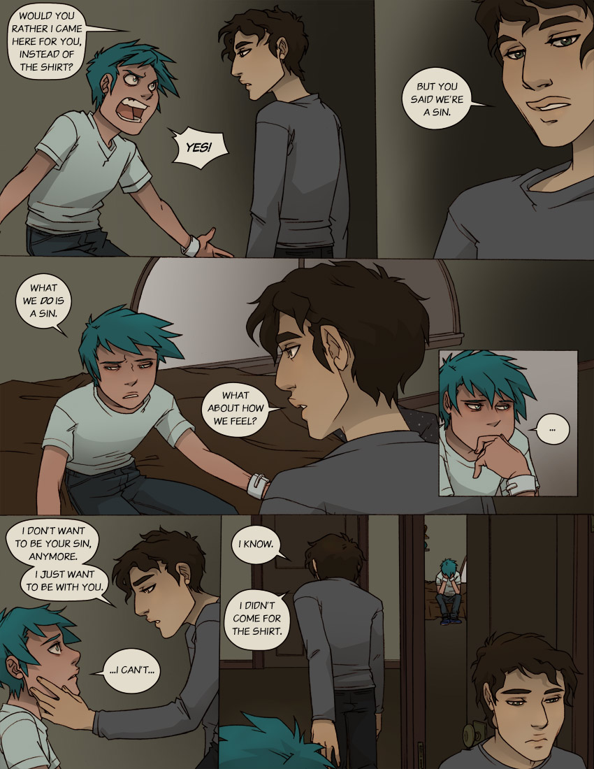 Crown Of Thorns Page 14