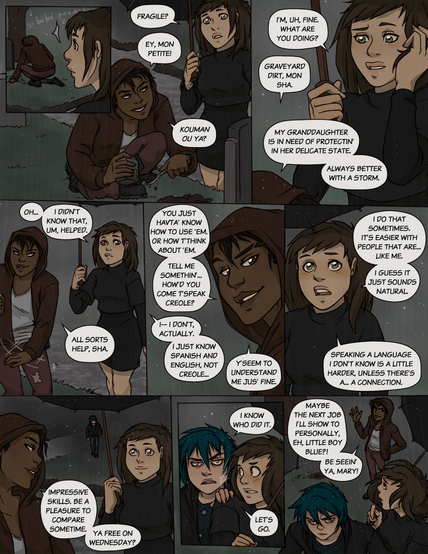 Unkindness Page 9