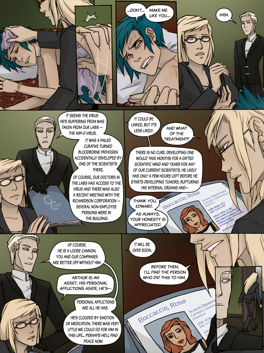 Unkindness Page 23