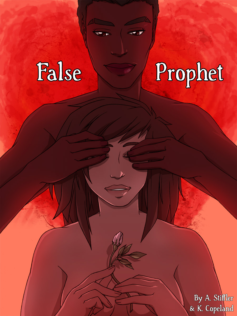 Chapter 11 False Prophet Cover