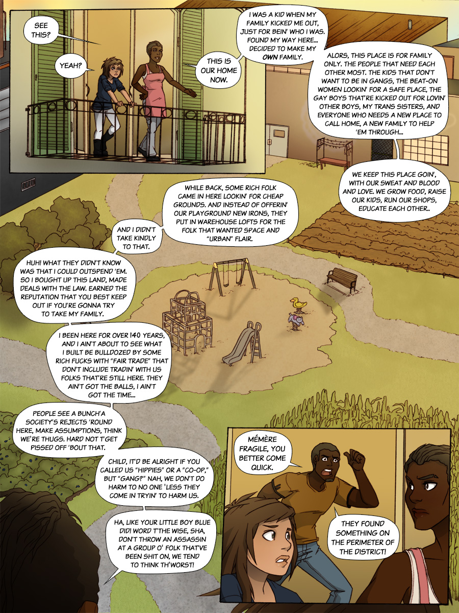 False Prophet Page 4