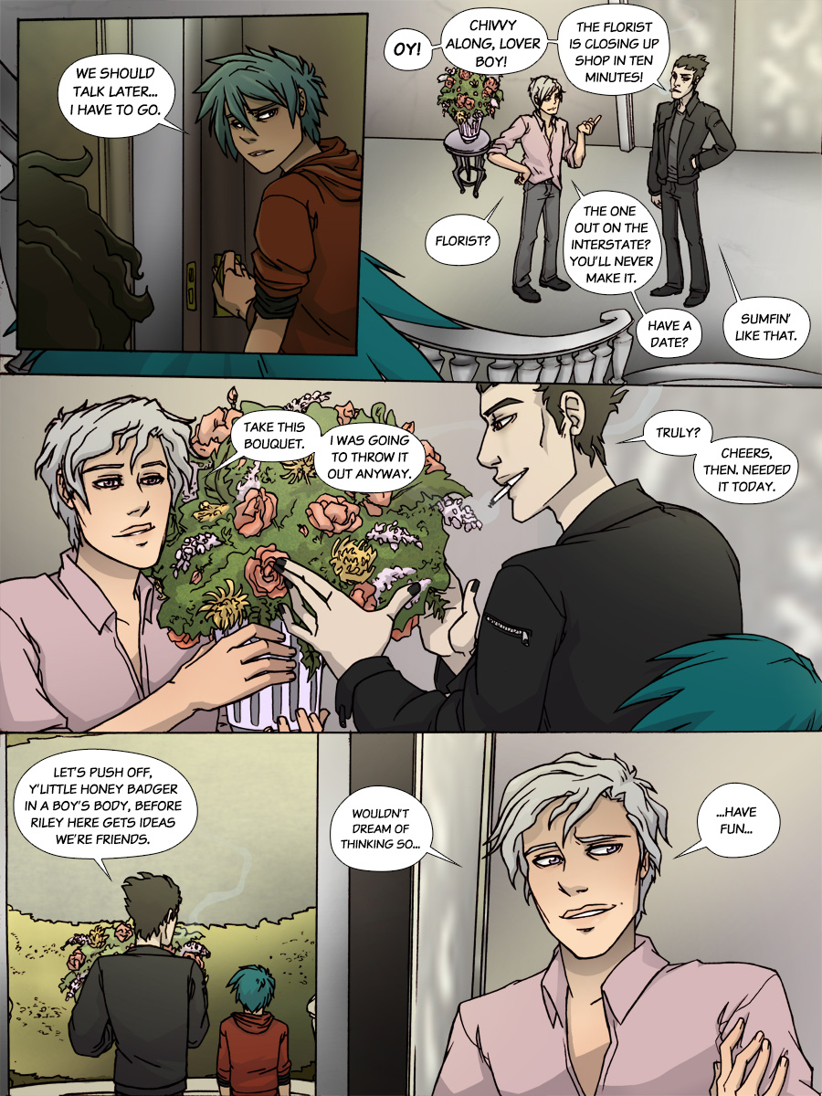 False Prophet Page 17