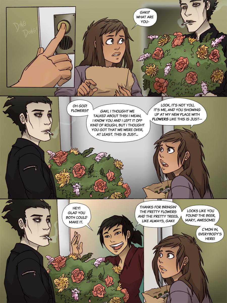 False Prophet Page 18