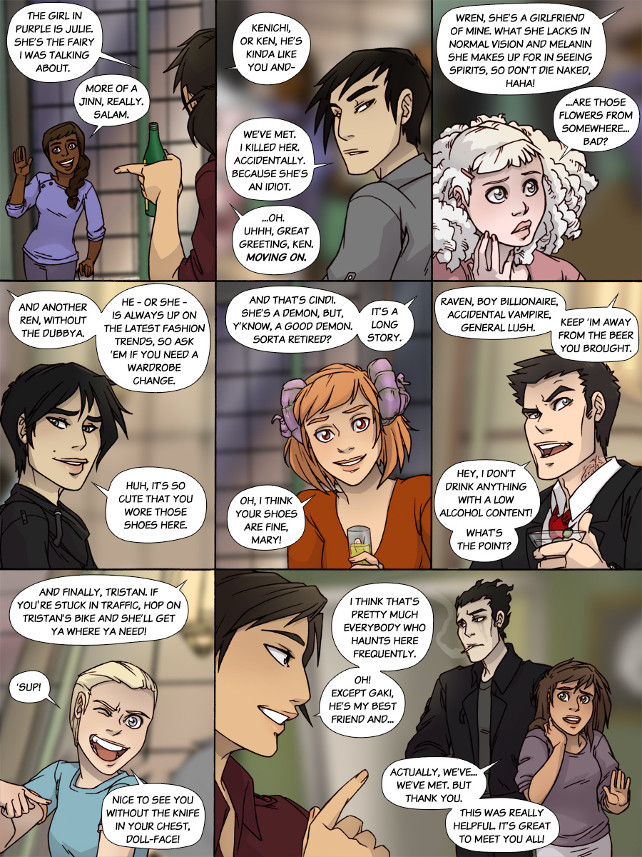 False Prophet Page 20