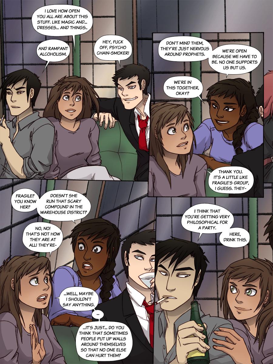 False Prophet Page 21
