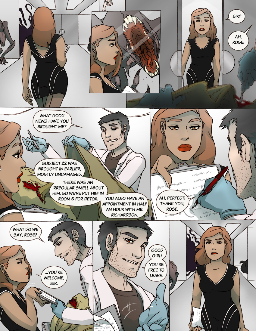 Unkindness Page 3