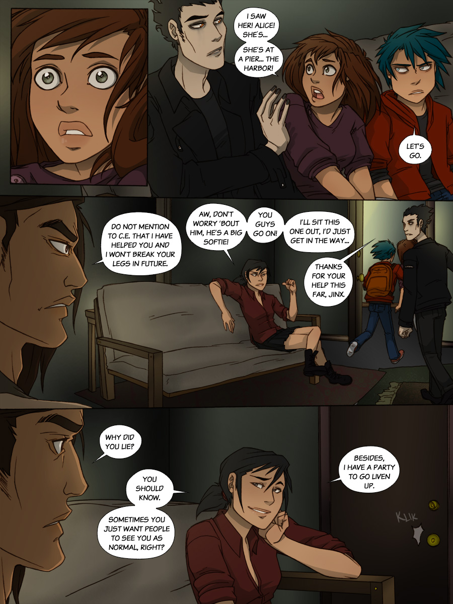 Among You Page 18
